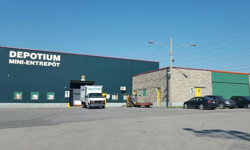 Depotium Mini-Entrepôt - Longueuil located at 1819 Rue Montcalm has the storage solutions you need. Call to reserve today!