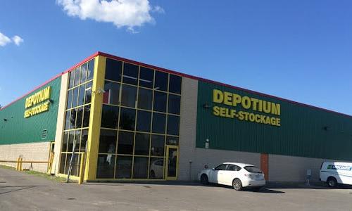 Depotium Mini-Entrepôt - Pointes-aux-Trembles