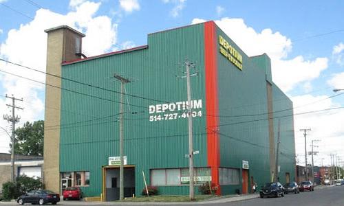 Depotium Mini-Entrepôt - Montréal North