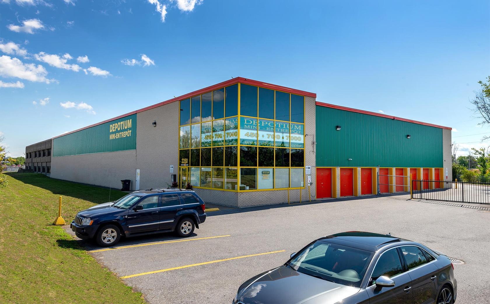 Depotium Mini-Entrepôt – Saint-Hubert, située au 3350, boulevard Sir-Wilfrid-Laurier, a la solution d'entreposage qu'il vous faut. Réservez dès aujourd'hui!