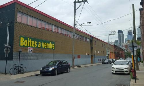 Depotium Mini-Entrepôt – Montréal (Griffintown), située au 260, rue Murray, a la solution d'entreposage qu'il vous faut. Réservez dès aujourd'hui!