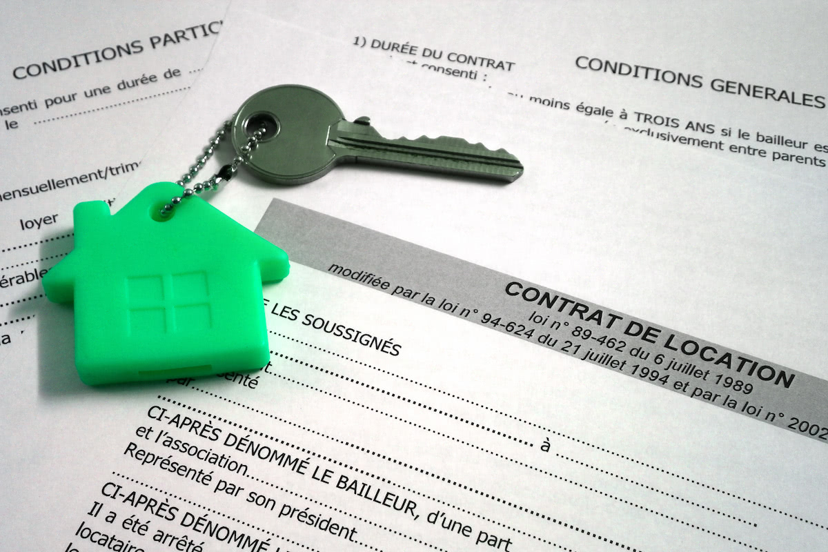 think ahead and get rental security deposit back